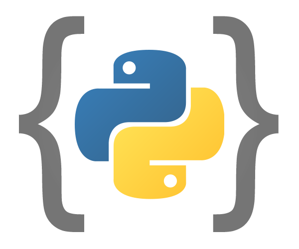 Python with Braces logo